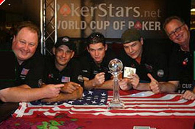Az Egyesült Államok nyerte a PokerStars World Cup of Poker 2007 tornát! 0001