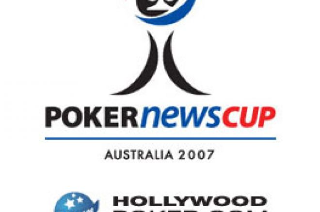 Zwei neue $5000 Pokernews Cup Australia Freerolls von Hollywood Poker 0001