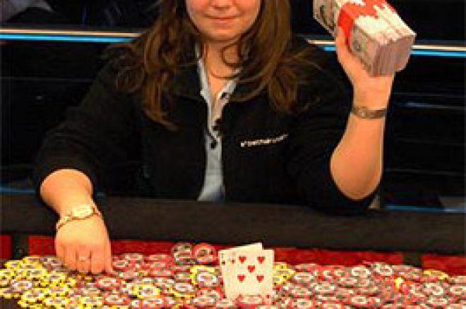 Annette Obrestad történelmi győzelmet aratott a WSOPE Main Eventen! 0001
