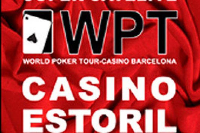 Casino Estoril Inicia-se no Texas Hold'Em Poker Com Pé Direito – Super Satélite Para WPT... 0001