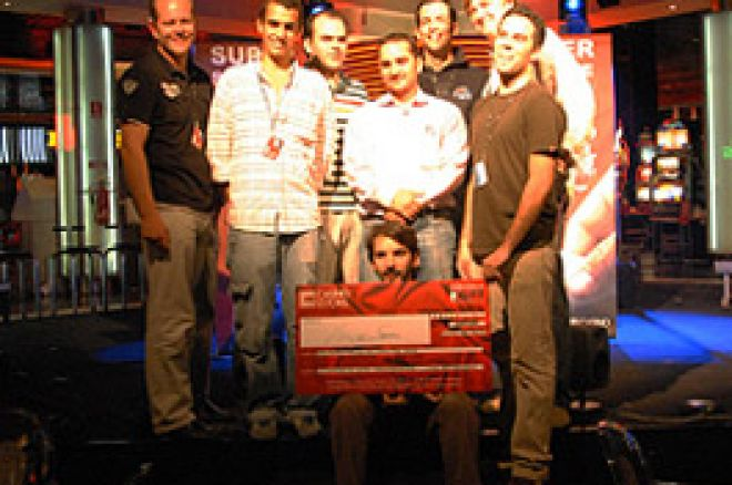 Super Satélite WPT Barcelona – Casino Estoril – 8 Jogadores Carimbam Passaporte 0001