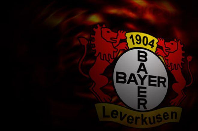 Everest Poker verlängert Sponsoring für Bayer 04 Leverkusen 0001