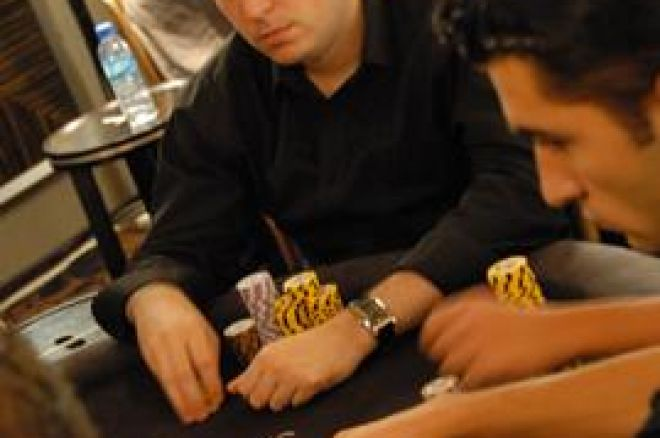 EPT 2007 Londres - Day 1a : Nicolas Levi, monsieur 100.000 chips 0001