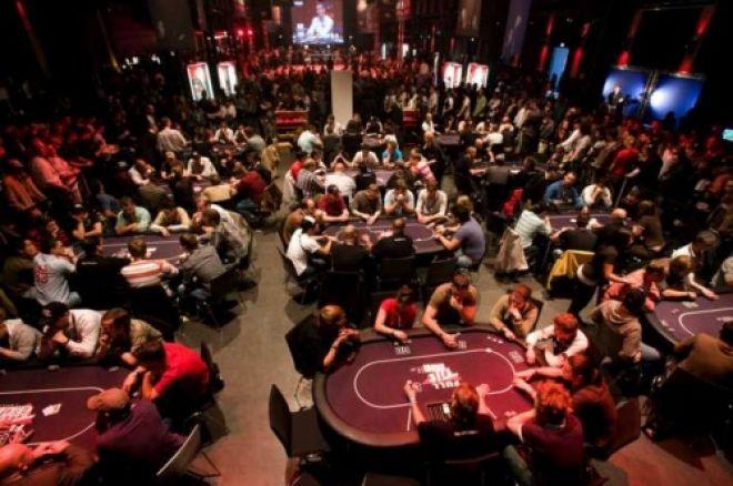 """Mehr als 6000 begeisterte Poker-Fans beim """"Full tilt poker Million Euro Challenge"""" Poker-Event des Jahres. 0001"""