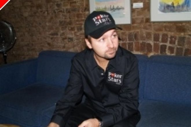 Exclusiva de PokerNews: Entrevista con Daniel Negreanu 0001