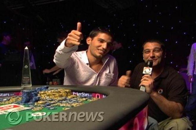 PokerStars APPT - Ziv Bachar tarolt a döntőben! 0001