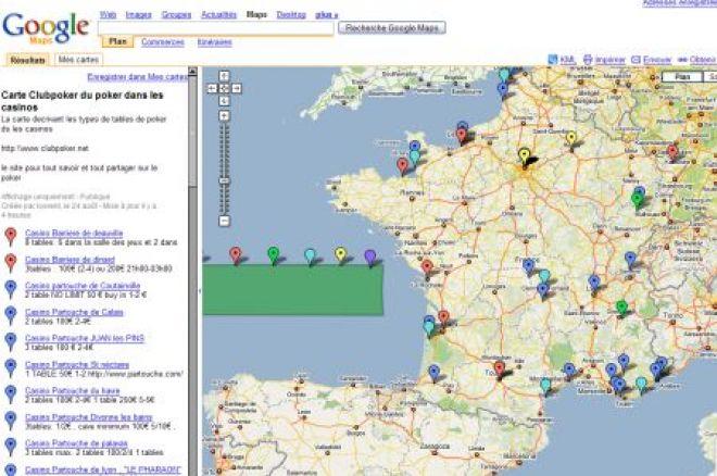 58 casinos autorisés à proposer du poker live en France 0001