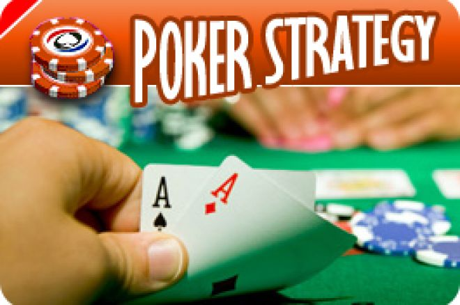 Stud Poker Strategy — Options in Fixed-Limit Stud, Part I: Fourth Street 0001