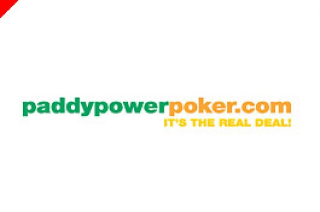 Paddy First! at Paddy Power Poker 0001