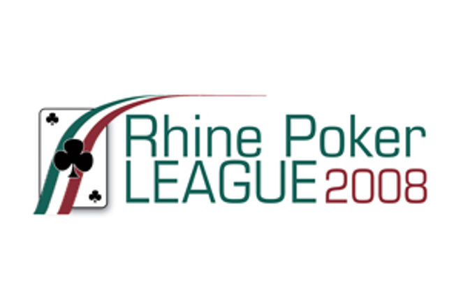 Rhine Poker League geht in die 2. Saison 0001