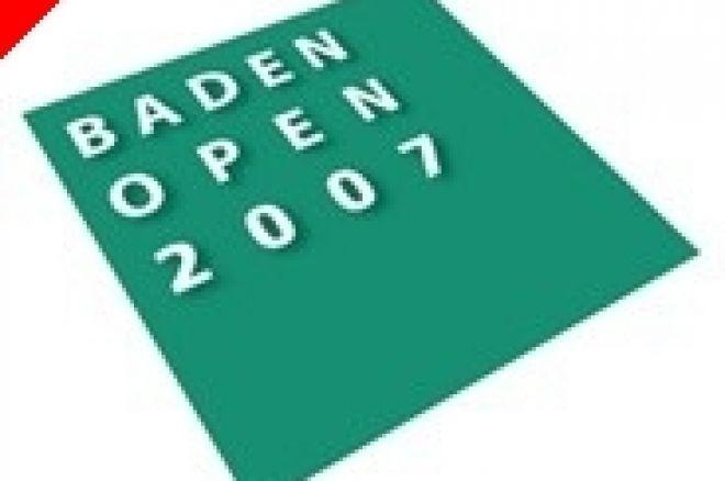 Baden Open - € 2000,-, Finaltag 0001