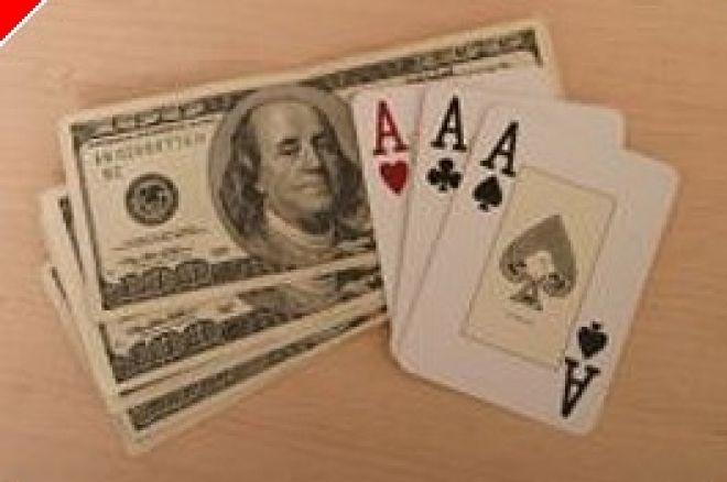 Предложение за 25% Такса Върху Печалби от Покер Турнири Отхвърлено 0001