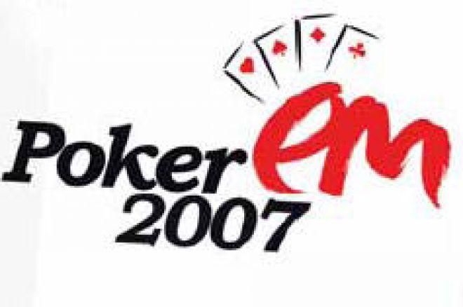Seven Card Stud Poker EM in Baden – Tag 1 0001
