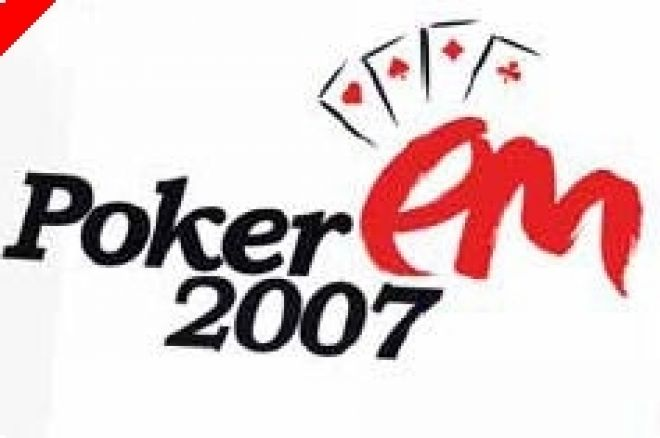 Seven Card Stud Poker EM in Baden – Tag 2 0001