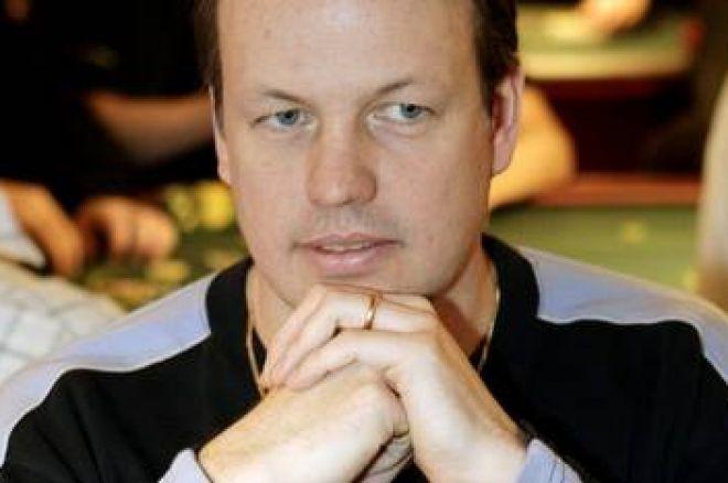Christer Johansson på andra plats inför morgondagens finalbord i WPT Barcelona 0001