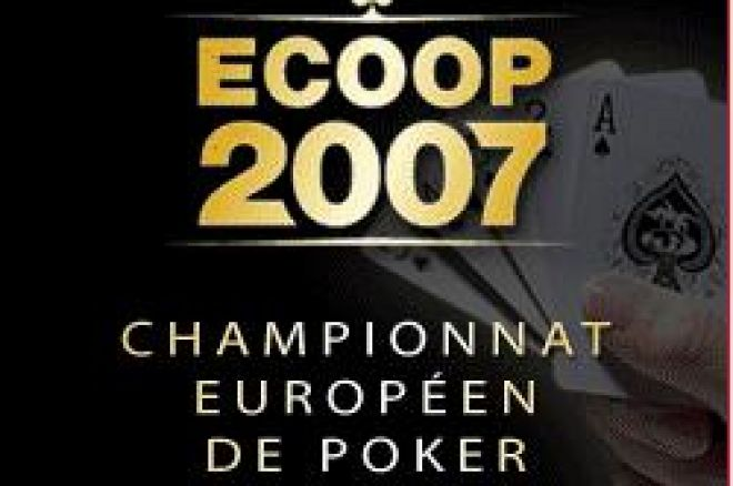 ECOOP - Championnat d'Europe de Poker en Ligne avec CD Poker 0001