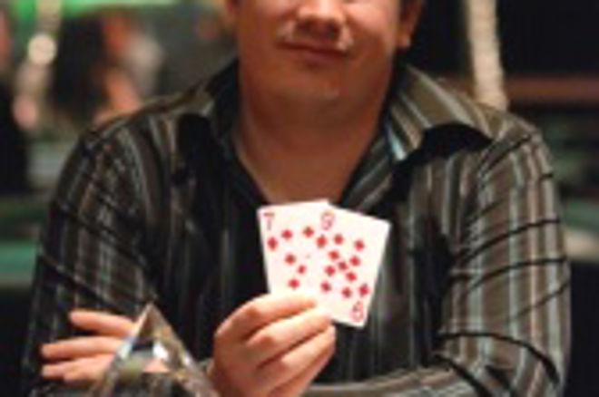 Pokernews Cup Event #1, Champ Event 1 - $175 No-Limit Hold'em, Zusammenfassung 0001