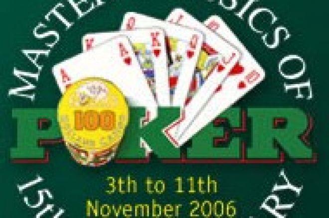 Live - Les Master Classics of Poker 2007 à guichet fermé 0001