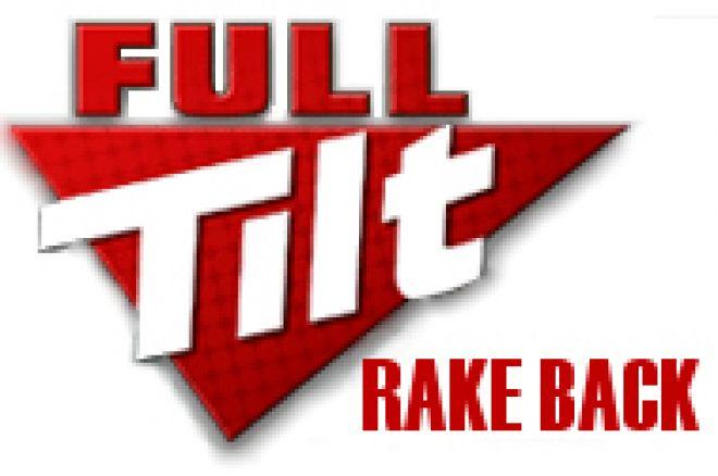 Erhalten Sie bis zu 27% RakeBack von FullTiltPoker und PokerNews 0001