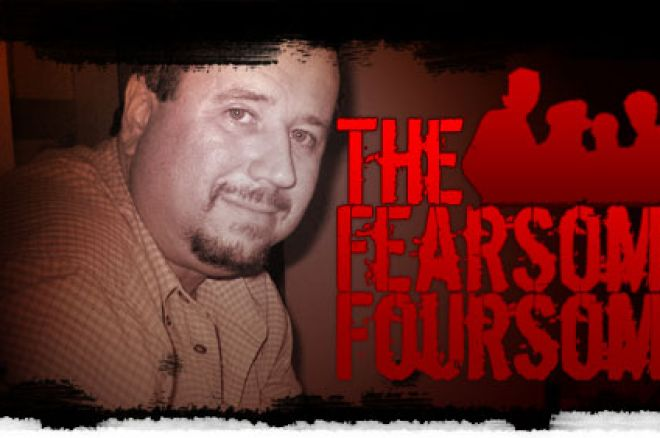 Fearsome Foursome at Sun Poker 0001