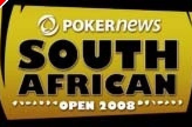 Vind plads ved South African PokerNews Open 2008 gennem Duplicate! 0001