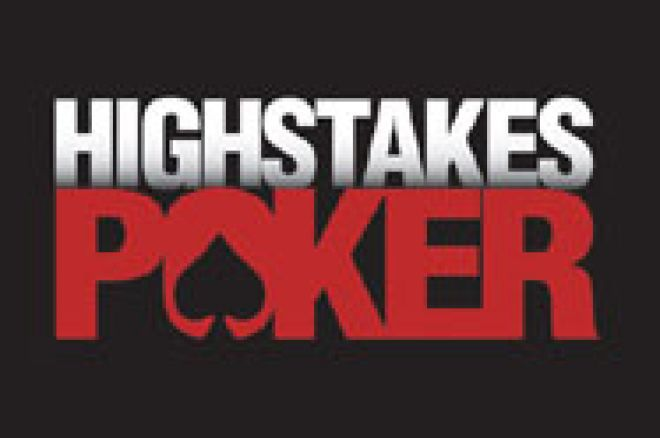 Emission TV: High Stakes Poker, le buy-in passe à 500,000$! 0001