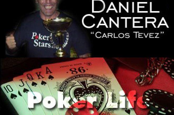 Daniel Tevez Cantera Junta-se a PT.PokerNews 0001