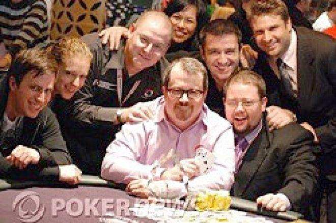 PokerNews Cup – Australien, Champ Event #4 $550 No-Limit Hold'em (+1 Re-Buy)... 0001