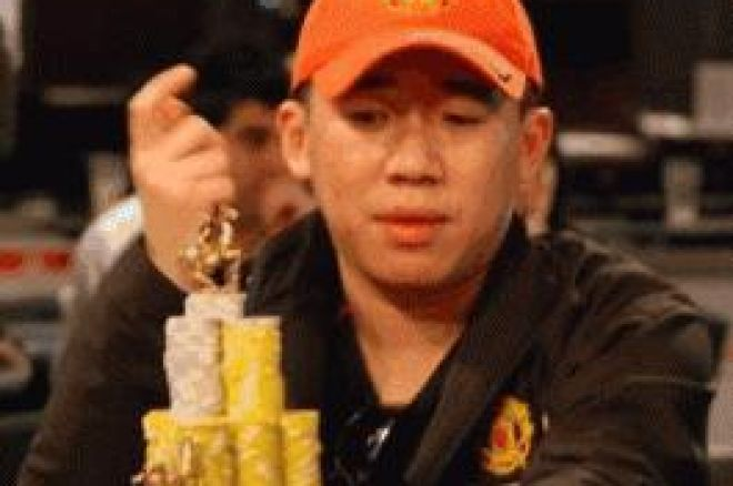 Pokernews Cup Australie - Main Event – Day 2 – Kenny Ng chipleader de la table finale 0001