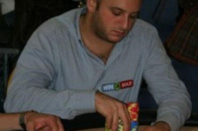 EPT Dublin 2007 - Day 1b - Antony Lellouche actuel chipleader 0001