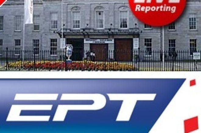 European Poker Tour Dublin - Dag 2 0001