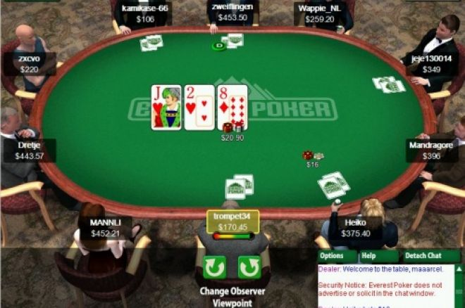 Live the Dream with Everest Poker 0001
