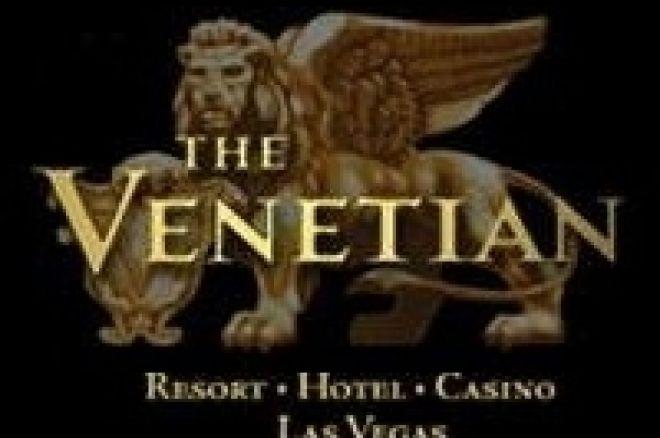 Venetian Обявява Deep Stack Extravaganza 0001