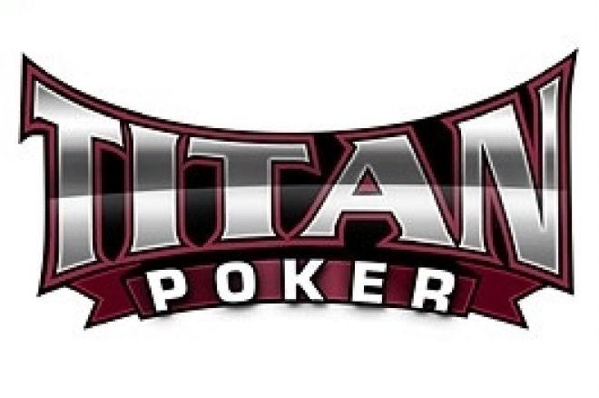 Titan Poker ジャックポット最新情報 0001