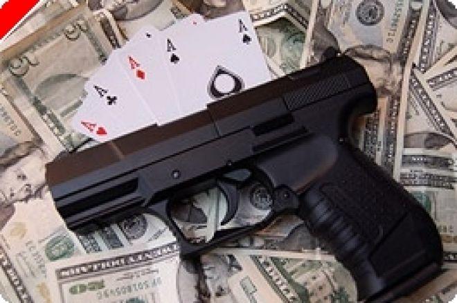 Un homme tué par balle dans un club de poker de New York 0001