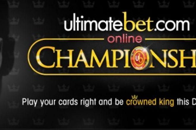 Ultimatebet Online Championship - Over $2 millioner i garanti 0001