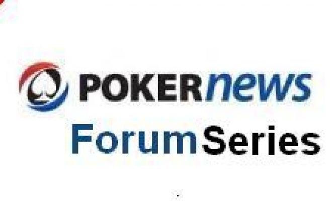 """I Nuovi Tornei per il Forum delle """"PokerNews Forum Series"""" 0001"""