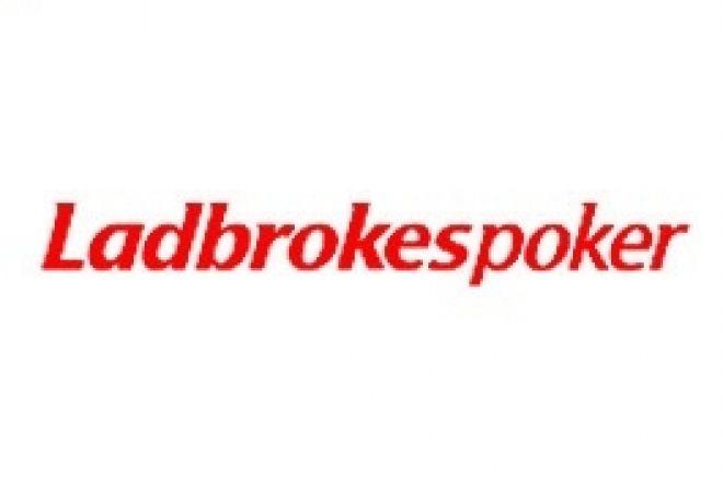 Primeiro Bilhete Equipa WSOP 2008 Ladbrokes Pronto a ser Ganho 0001
