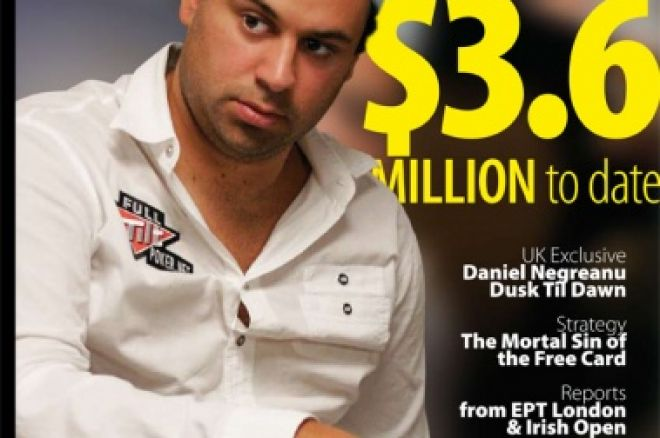 UK PokerNews Magazine is Here! - Get Your Free Copies Today 0001