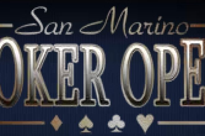 Anteprima Tornei Live - San Marino Poker Open 0001