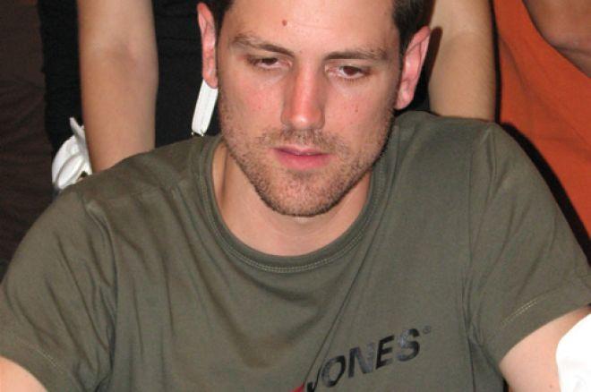 Manuel Mazo, primero del dia 1 del CEP 0001