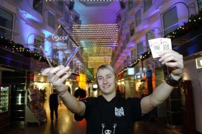 Pokerkryssningen PAF Silja 50 Special avgjord med finsk segrare 0001