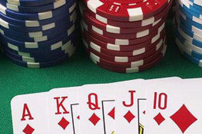 Стратегия 7-карточного стада: Мелкие пары с большим кикером 0001
