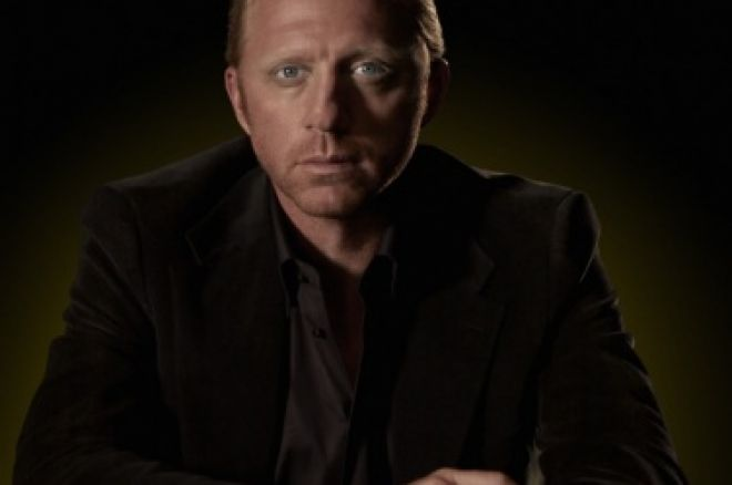 Boris Becker Joins Team Pokerstars! 0001