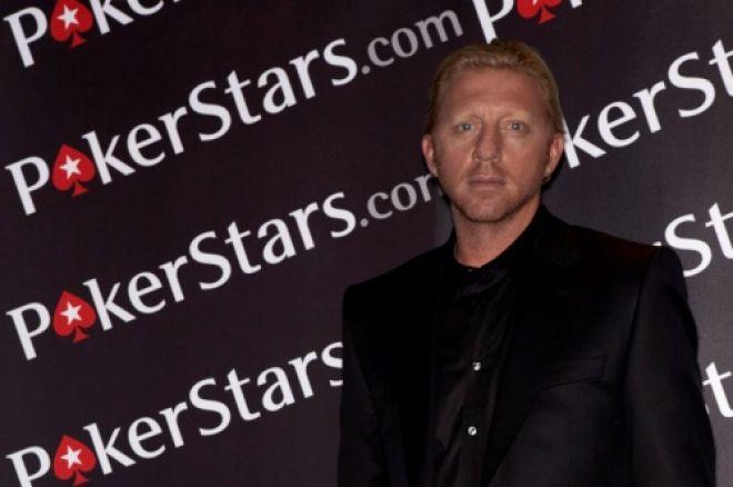 Boris Becker - Team PokerStars senaste tillskott 0001