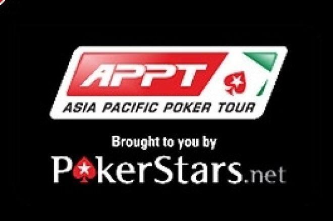 PokerStars.net APPT Macao, 2. den: Dinh Le vede; Hachem, Lieu, 'ElkY' postupují do finále 0001