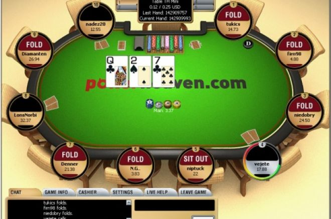 Poker Heaven Introduce New Software Features 0001
