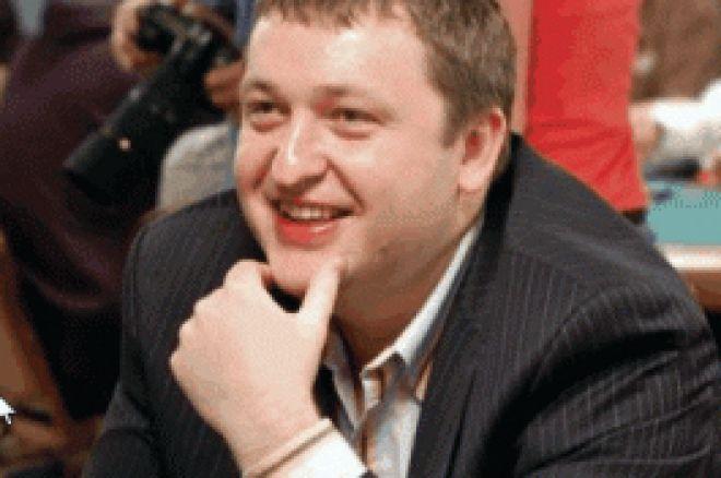 Tony G - Campeão do I Moscow Millions 0001
