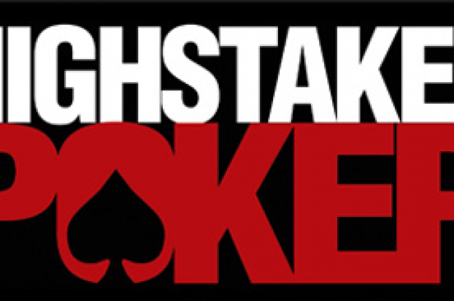 """High Stakes Poker"" – Der Name ist Programm! 0001"