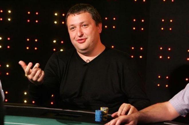 Tony G gewinnt die ersten Moskau Millions 0001